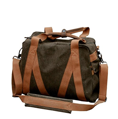Whillas&Gunn Small Trap Duffle Bag Husk
