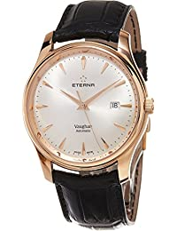 Heritage Vaughan Mens Swiss Automatic Rose Gold Watch 7650.69.11.1185