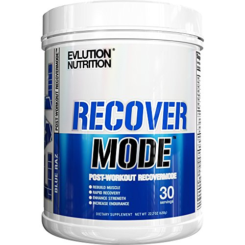 Evlution Nutrition Recover Recovery Servings