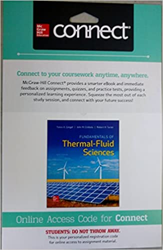 Fundamentals of thermal fluid sciences with 1 semester connect fundamentals of thermal fluid sciences with 1 semester connect access card 5th edition fandeluxe Image collections