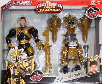 Power Rangers Ninja Steel 12-Inch Gold Ranger Figure