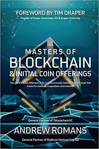 Masters Of Blockchain Initial Coin Offerings The Rise Of Bitcoin