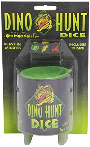 - Dino Hunt Dice by Steve Jackson Games