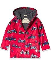 Hatley Printed Raincoat jongens regenjas met print