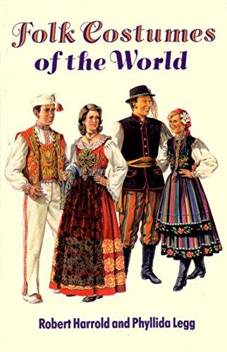 Folk Costumes of the World ()