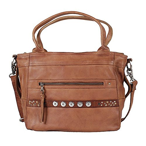 Noosa bag 3003 shopper midbrown
