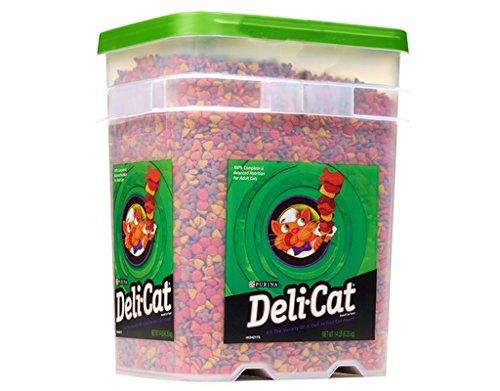 Purina Deli-Cat Cat Food, 14 Lb