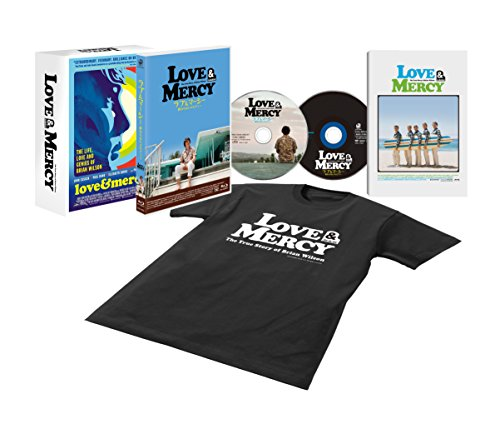 Movie - Love & Mercy Blu-Ray Box (BD+DVD+T-SHIRT (SIZE M)) [Japan BD] DAXA-4933