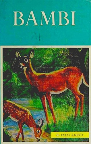 Bambi kindle edition by felix salten literature fiction kindle bambi kindle edition by felix salten literature fiction kindle ebooks amazon fandeluxe Images