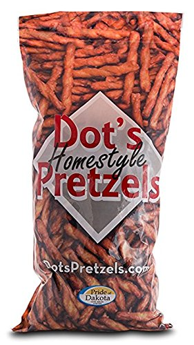 Dot's Homestyle Pretzels 1lb, Original (30ct Case) by Dot's Homestyle Pretzels (Image #2)