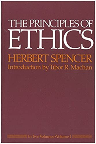 Book The Principles of Ethics: In Two Volumes