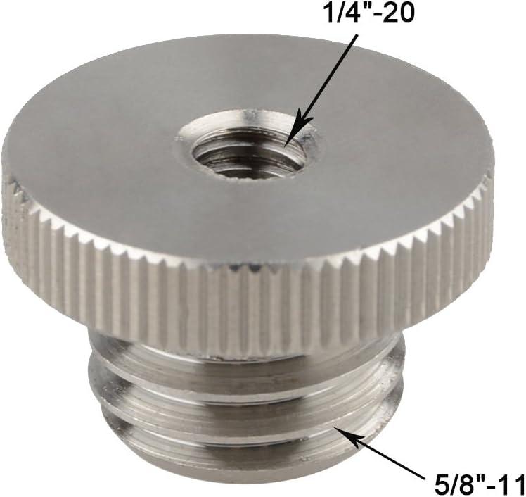 Camvate 1 4 20 Bis 5 8 11 Gewindeschraube Adapter Für Kamera