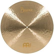 Meinl Cymbals B20JFR Byzance 20-Inch Jazz Flat Ride Cymbal