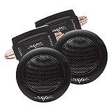 Skar Audio TX-T 240 Watt Max 1-Inch Neodymium Silk Dome Tweeters - Pair