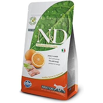 Amazon Com Farmina Natural Amp Delicious Grain Free Fish
