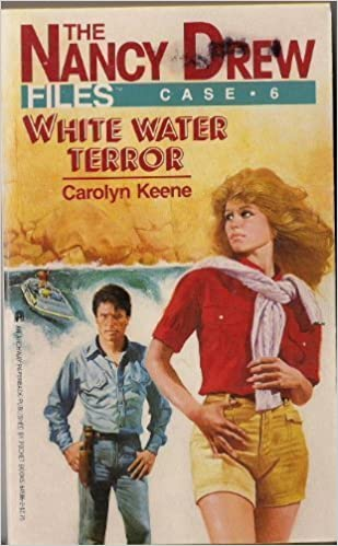 Book White Water Terror (Nancy Drew Casefiles, Case 6)