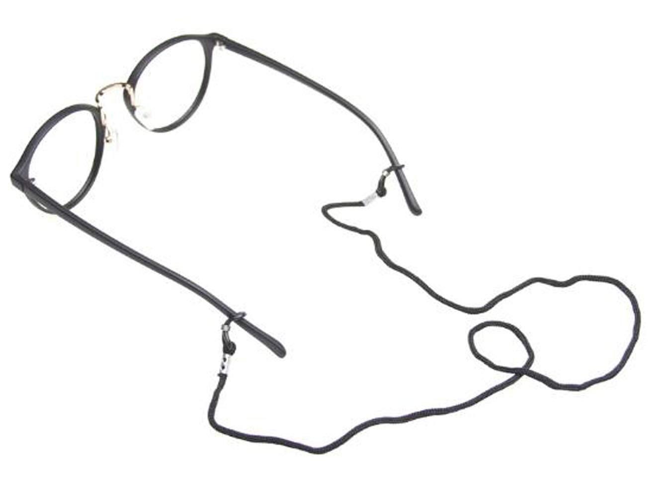 12X Brillenkette Brillenband Brille Seil Brille Kordel Halter Brillen Seil Accessoire Mehrfarbig