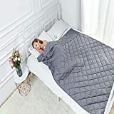 Hypnoser Weighted Blanket for Adults Kids (48