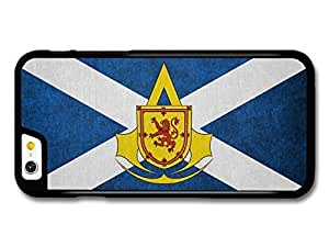 Scottish Flag Scotland Yellow case for iPhone 6 A10360