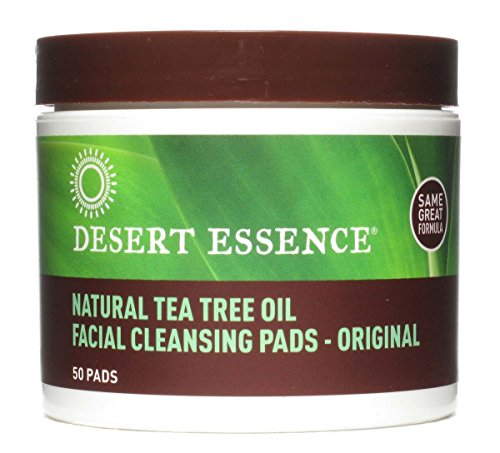 Desert Essence Face Cleansing Pad Ttree