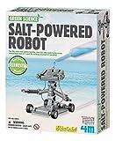 Best 4M Robots - 4M Salt Water Powered Robot Kit Review