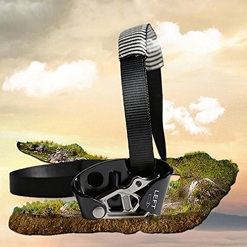 EDTara Outdoor Foot Ascender Riser Ascending Device Rock Climbing Mountaineering Equipment