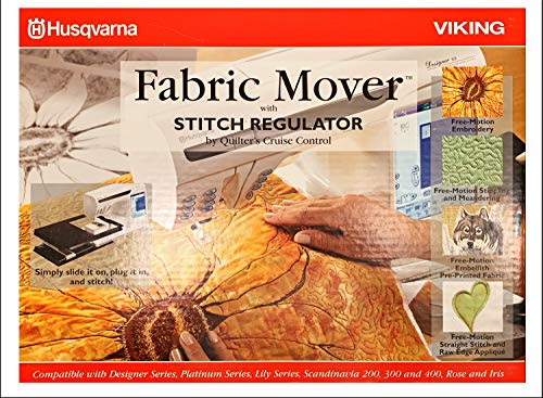 Fabric Mover with Stitch Regulator by Quilter's Cruise Control ()