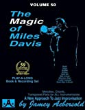 Jamey Play A Long Vol 50 The Magic of Miles (Book and CD)