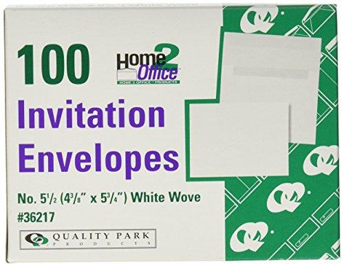 Quality Park Invitation Envelopes 36217 product image