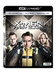 Cover Image for 'X-men: First Class 4k Ultra Hd'