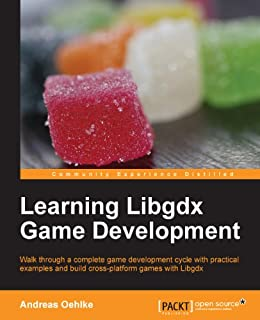 Learning Libgdx Game Development