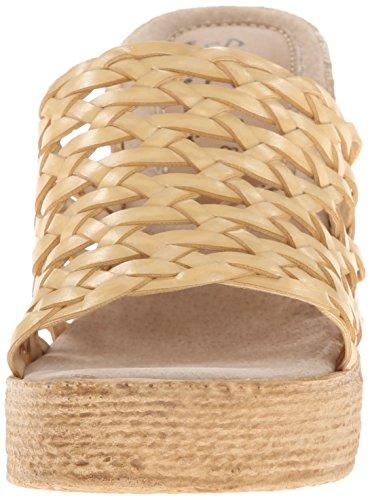 Sbicca Gallatin Sintetico Sandalo con la Zeppa