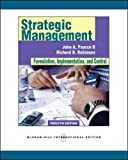 Strategic Management, John A. Pearce, Richard B. Robinson, 007128950X