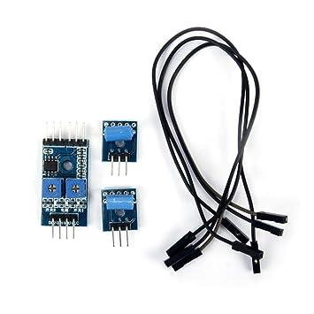 TeOhk 2Way Módulo de Sensor de Vibración SW-420 Interruptor ...