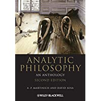 Analytic Philosophy - an Anthology 2E