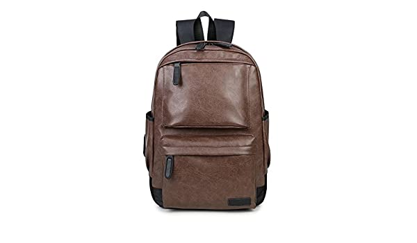 Amazon.com: Maras Dream 2017 Bagpack Men Backpacks PU Leather Womens Bag Women Backpack Travel Bolsas Mochilas Girls College: Kitchen & Dining