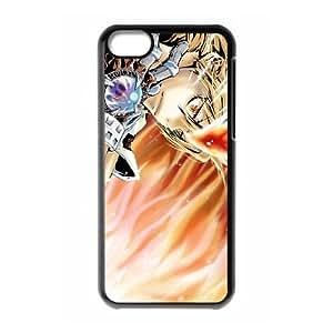 iPhone 5C Phone Cases Black HitmanReborn EWD905888