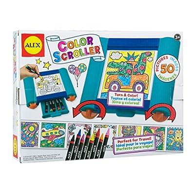 ALEX Toys Craft Color Scroller: Toys & Games