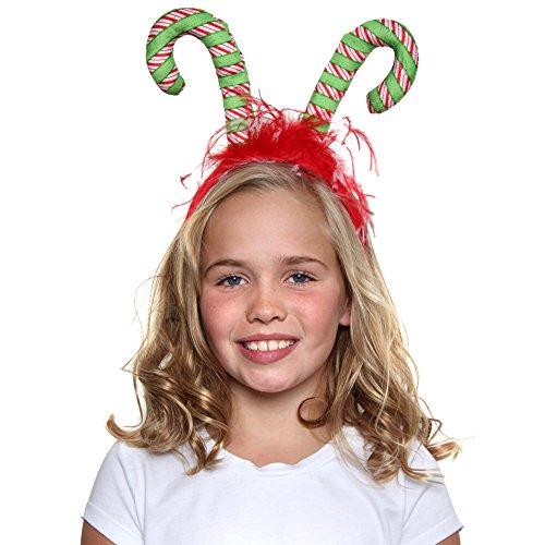 Christmas Candy Cane Headband (Candy Cane Headband)