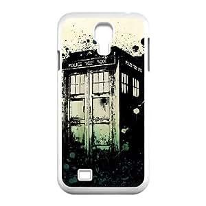 Samsung Galaxy S4 9500 phone case White Doctor Who FFFP2649905