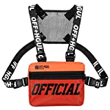 Ousawig Chest Rig Bag Adjustable Shoulder Pack