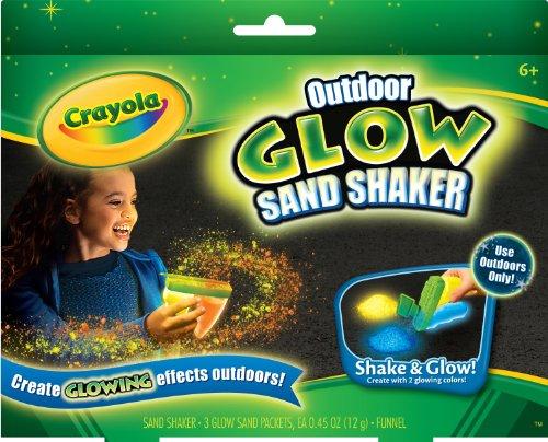 Crayola 03 5062 Glow Sand Shaker