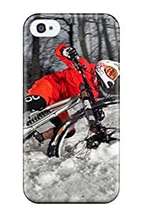 Hot Tpye Bicycle Case Cover For Iphone 4/4s