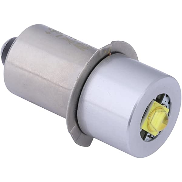 2 ML180 kungfudigital 18 v Volt Flashlight Replacement Xenon Bulb for Makita A-902961 // BML185