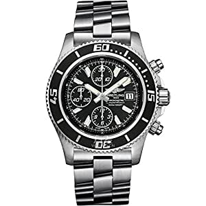 Breitling Authorize Men's A1334102-BA84-134A Automatic Swiss Watch
