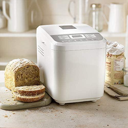 Lakeland 16147 Machine a pain Compact quotidien 530W Blanc
