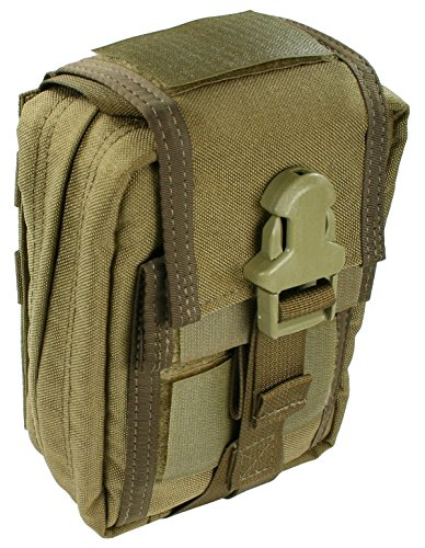 Specter Cabinet (Specter Gear Modular Rapid Release Individual First Aid Pouch, Coyote)