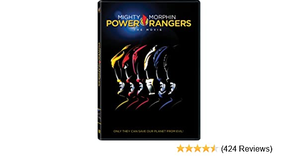 Amazon com: Mighty Morphin Power Rangers: The Movie: Karan Ashley
