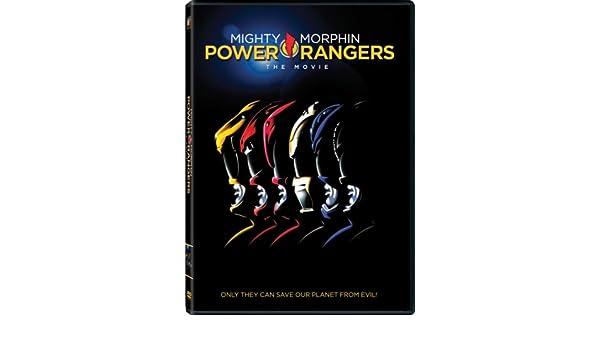Mighty Morphin Power Rangers: Movie Reino Unido DVD: Amazon.es: Cine y Series TV
