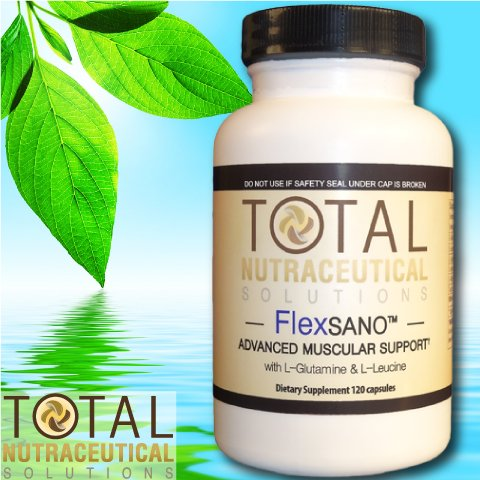 TNS FlexSANO avancée Soutien musculaire - avec L-glutamine et L-leucine